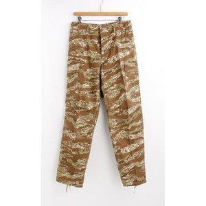 アメリカ軍BDUカーゴパンツ/迷彩服パンツ【XSサイズ】リップストップYN521007デザートタイガー【レプリカ】