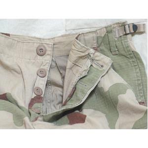 アメリカ軍 BDU カーゴパンツ /迷彩服パン...の紹介画像3