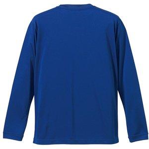 UVカット・吸汗速乾・シルキータッチロングスリーブ Tシャツ CB5089 ブラック XXL h02