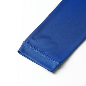 UVカット・吸汗速乾・シルキータッチロングスリーブ Tシャツ CB5089 ブラック XXL f05