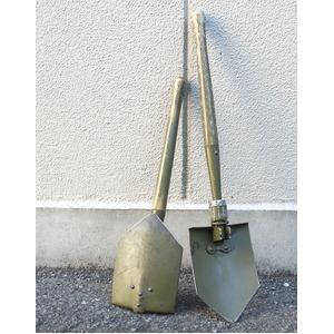 NATO軍放出 フォールデイングシャベル EE427UN【中古】