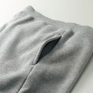 肌触りにこだわった「裏起毛」スウェットパンツ CB5624 ブラック XLサイズ