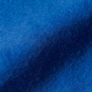 肌触りにこだわった「裏起毛」クールネックスウェットトレーナー CB5928 ロイヤルブルー Sサイズ