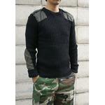 オランダ軍放出 コマンドセーター JW031ND ブラック染め【デッドストック】【未使用】