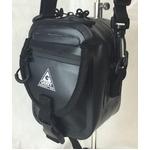 GERRY 超軽量防水スマフォ、デジカメ入れに便利ミニショルダー&ウェストポーチバック GE8002 ブラック