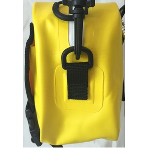 GERRY 超軽量防水スマフォ デジカメ入れに便利ミニショルダー & ウェストポーチ バッグ GE8002 イエロー h03