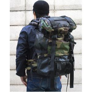 フランス軍放出 アルパインリュック BR061UN CCE カモフラージュ 【中古】