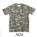 カモフラージュ Tシャツ( 迷彩 Tシャツ) JT048YN ACU Mサイズ
