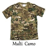 カモフラージュ Tシャツ( 迷彩 Tシャツ) JT048YN マルチ XLサイズ