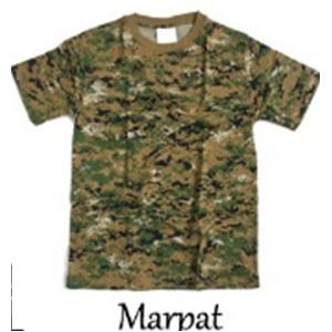 カモフラージュ Tシャツ( 迷彩 Tシャツ) JT048YN MARPAT Lサイズ h01