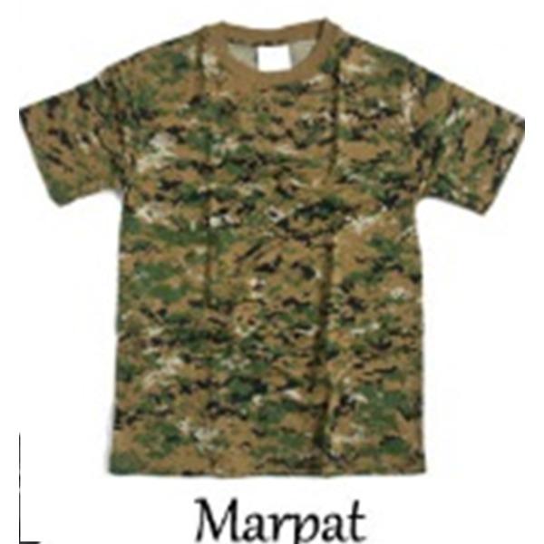 カモフラージュ Tシャツ( 迷彩 Tシャツ) JT048YN MARPAT Lサイズf00