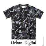 カモフラージュ Tシャツ( 迷彩 Tシャツ) JT048YN アーバンデジタル XLサイズ