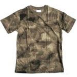 カモフラージュ Tシャツ( 迷彩 Tシャツ) JT048YN A-TAC S(AU) Lサイズ