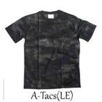 カモフラージュ Tシャツ( 迷彩 Tシャツ) JT048YN A-TAC S( LE) Mサイズ