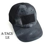 吸汗速乾 米軍 タイプタクティカル最新鋭 カモメッシュキャップ( 迷彩帽子) HC044YN A-TAC S( LE) 【 レプリカ 】