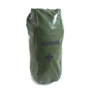 水筒代わりにもなる米軍 FIR ST AID ウォータープルーフポーチ BE024NN スモール 【 レプリカ 】  - 拡大画像