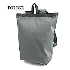 水に強い防水加工 布使用リュックサックなるトートバッグ BR066YN フォリッジ h01
