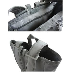 水に強い防水加工 布使用リュックサックなるトートバッグ BR066YN フォリッジ f05