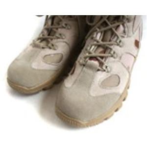 """アメリカ軍 サイドジッパブーツ/靴 【 7W/25cm 】 特殊部隊""""CONQUEROR""""モデル FB049YN 3カラーデザート"""