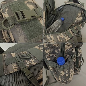 水に強い防水加工布使用 米軍ワンショルダーバック BS139YN ブラック 【レプリカ】
