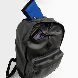 VISION STREET WEAR ラップトップ収納ポケット付バックパック VSBL-500 グレー f05