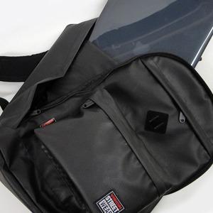 VISION STREET WEAR ラップトップ収納ポケット付バックパック VSBL-500 グレー f06