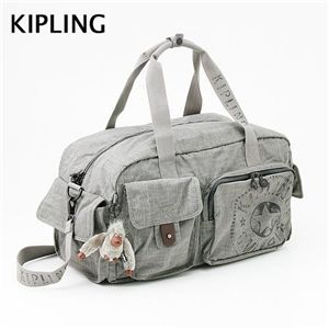 Kipling ボストンバッグ VINTAGE K19830 - 拡大画像
