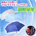 2,980円 軽大自慢 超軽量傘 グレー