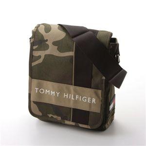 TOMMY HILFIGER(トミーヒルフィガ—) ななめがけ ショルダー  937・Camouflage