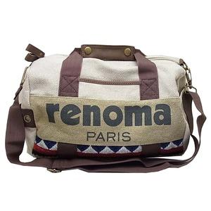RENOMA (レノマ) FS2033-BE ロールボストン ベージュ