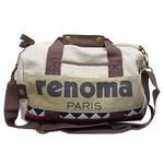 【訳あり・在庫処分】RENOMA (レノマ) FS2033-BE ロールボストン ベージュ
