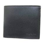 COACH (コーチ) 二つ折り財布 F74981 BLK