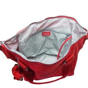 KIPLING (キプリング) AMIEL K15371-35J 2WAYバッグ Vibrant Red f04