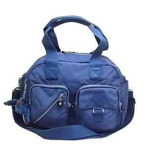 KIPLING (キプリング) DEFEA 2WAYバッグK13636-33V JAZZY BLUE