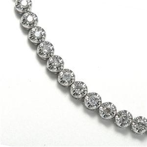 ダイヤモンド1CTブレスレット