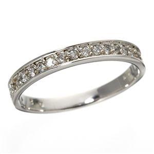 0.2ct ダイヤリング 指輪 エタニティリング