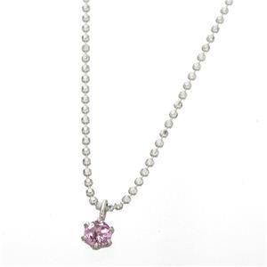 あこや真珠使用 パールネックレス & パールイヤリング & パールペンダント 3点セット ピンクトルマリンのペンダント付き f05