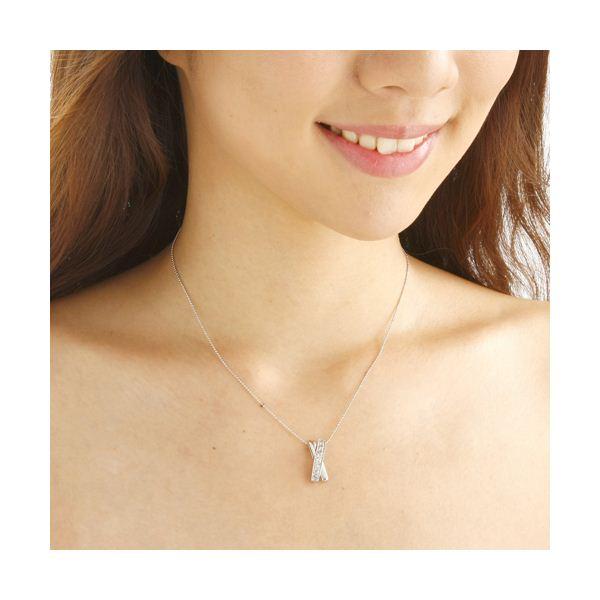 ダイヤモンド10石 合計0.1ct フルエタニティペンダント画像2