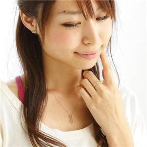 Amelie Monchouchou【リボンシリーズ】リング 19号 指輪 h03