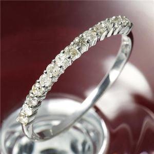 K10ダイヤリング 指輪 エタニティリング