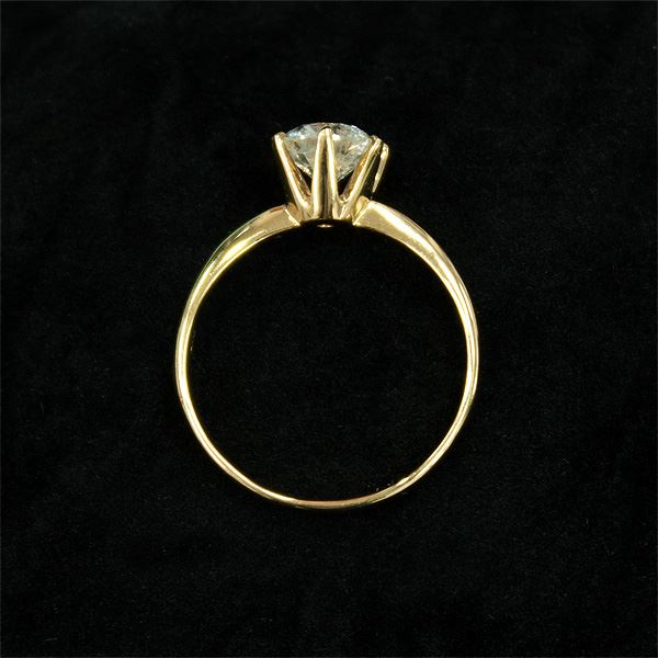 1.0ct以上の大粒ダイヤモンドリング