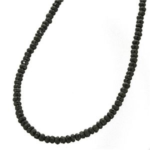 ブラックスピネル ネックレス h02