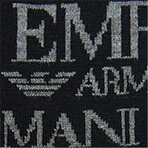 EMPOLIO ARMANI (エンポリオ アルマーニ) マフラー 620037-8W225 Black系画像2