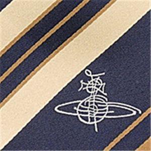 Vivienne Westwood (ヴィヴィアンウエストウッド) ネクタイ N-VWW-A00052 Blue系画像2