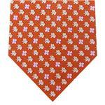 Ferragamo(フェラガモ) ネクタイ Orangeモチーフ N-FER-A00680