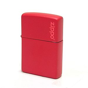ZIPPO(ジッポー) ライター BS-ZIP-A0003 Red