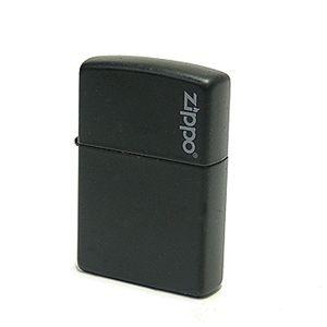 ZIPPO(ジッポー) ライター BS-ZIP-A0004 Black
