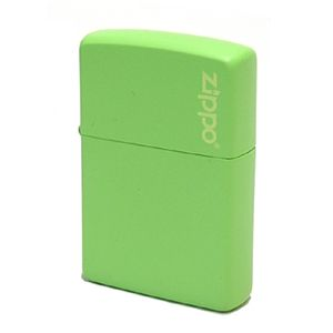 ZIPPO(ジッポー) ライター BS-ZIP-A0008 Green