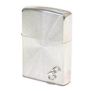 ZIPPO(ジッポー) ライター BS-ZIP-A0024 Silver