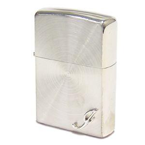 ZIPPO(ジッポー) ライター BS-ZIP-A0027 Silver